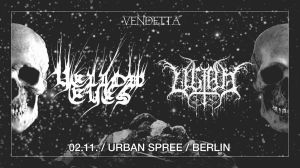Ultha and Yellow Eyes Berlin