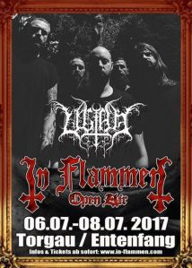 In Flammen Open Air 2017 Ultha