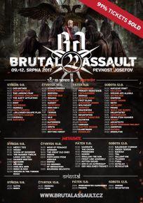 Brutal Assault 2017 Ultha