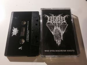 Ultha - Live at Roadburn tape