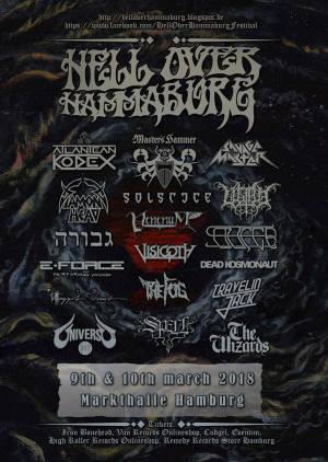 Ultha Dark Easter Metal Meeting München